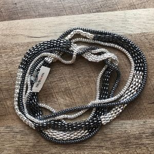 Three Strand Style and Co Necklace